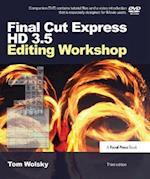 Final Cut Express HD 3.5 Editing Workshop