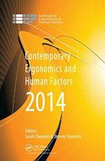 Contemporary Ergonomics and Human Factors 2014