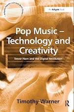 Pop Music - Technology and Creativity