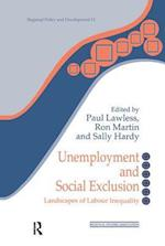 Unemployment and Social Exclusion