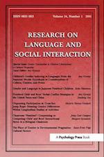 Gender Construction in Children's Interactions
