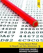 Practical Research Methods for Nonprofit and Public Administrators