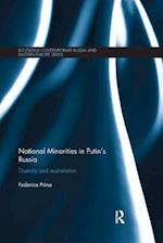 National Minorities in Putin's Russia (Routledge Contemporary Russia and Eastern Europe Series )