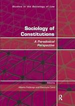 Sociology of Constitutions (Studies in the Sociology of Law)