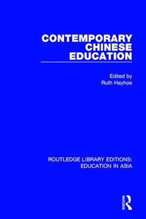 Contemporary Chinese Education