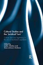 Cultural Studies and the 'Juridical Turn'