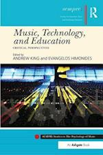 Music, Technology, and Education (Sempre Studies in the Psychology of Music)