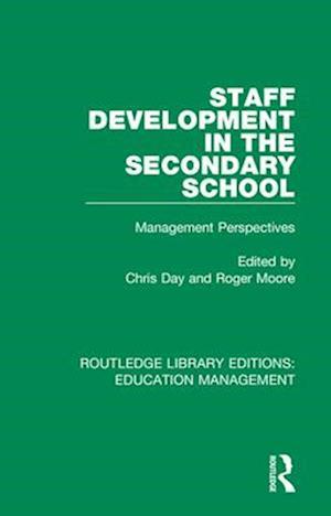 Staff Development in the Secondary School