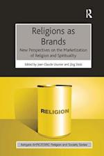 Religions as Brands (AHRCESRC Religion and Society Series)