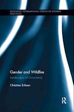 Gender and Wildfire (Routledge International Studies of Women and Place)