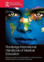 Routledge International Handbook of Medical Education (Routledge International Handbooks)