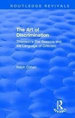 : The Art of Discrimination (1964) (Routledge Revivals)