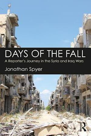 Bog, paperback Days of the Fall af Jonathan Spyer