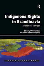 Indigenous Rights in Scandinavia (Juris Diversitas)