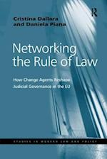 Networking the Rule of Law (Studies in Modern Law and Policy)
