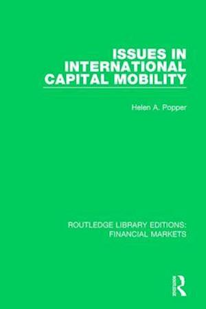 Issues in International Capital Mobility