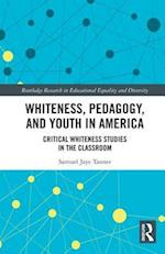 Whiteness, Pedagogy, and Youth in America (Routledge Research in Educational Equality and Diversity)