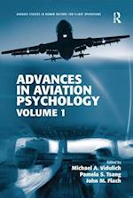 Advances in Aviation Psychology (Ashgate Studies in Human Factors for Flight Operations)