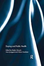 Doping and Public Health af Nader Ahmadi