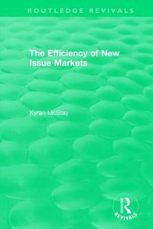 : The Efficiency of New Issue Markets (1992)