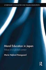 Moral Education in Japan af Marie Hojlund Roesgaard
