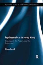 Psychoanalysis in Hong Kong af Diego Busiol