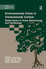 Environmental Crime in Transnational Context