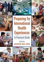 Preparing for International Health Experiences