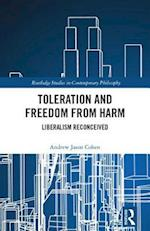 Toleration and Freedom from Harm (Routledge Studies in Contemporary Philosophy)