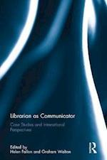 Librarian as Communicator