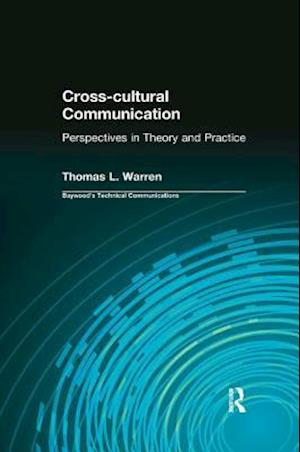 Bog, paperback Cross-Cultural Communication af Thomas L. Warren