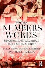 From Numbers to Words af Susan Morgan