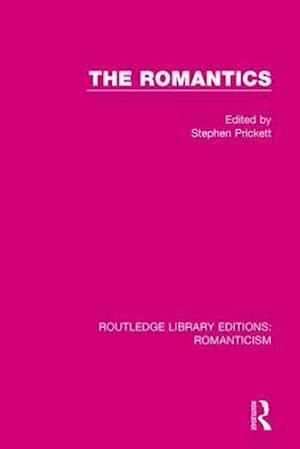 Bog, paperback The Romantics af Stephen Prickett