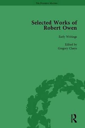 Bog, hardback The Selected Works of Robert Owen af Gregory Claeys