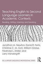 Teaching English to Second Language Learners in Academic Contexts (Esl & Applied Linguistics Professional Series)