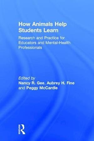 Bog, hardback How Animals Help Students Learn af Nancy R. Gee