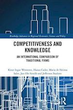 Competitiveness and Knowledge (Routledge Advances in Regional Economics Science and Policy)