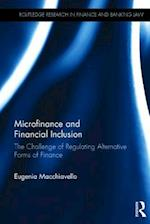 Microfinance and Financial Inclusion (Routledge Research in Finance and Banking Law)