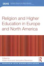 Religion and Higher Education in Europe and North America (Research into Higher Education)