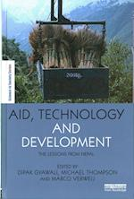 Aid, Technology and Development (The Earthscan Science in Society Series)