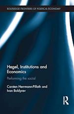 Hegel, Institutions and Economics af Carsten Herrmann-Pillath
