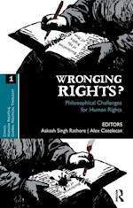 Wronging Rights? af Aakash Singh Rathore