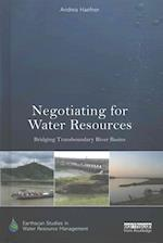 Negotiating for Water Resources af Andrea Haefner