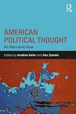 American Political Thought (Routledge Series on Identity Politics)