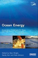 Ocean Energy (Earthscan Oceans)
