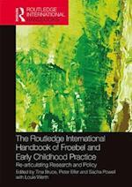 Routledge International Handbook of Froebel and Early Childhood Practice (Routledge International Handbooks of Education)