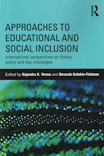 Approaches to Educational and Social Inclusion