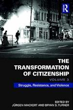 The Transformation of Citizenship af Jurgen Mackert