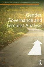Gender, Governance and Feminist Analysis (Routledge Studies in Gender and Global Politics)