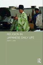 Religion in Japanese Daily Life (Japan Anthropology Workshop Series)